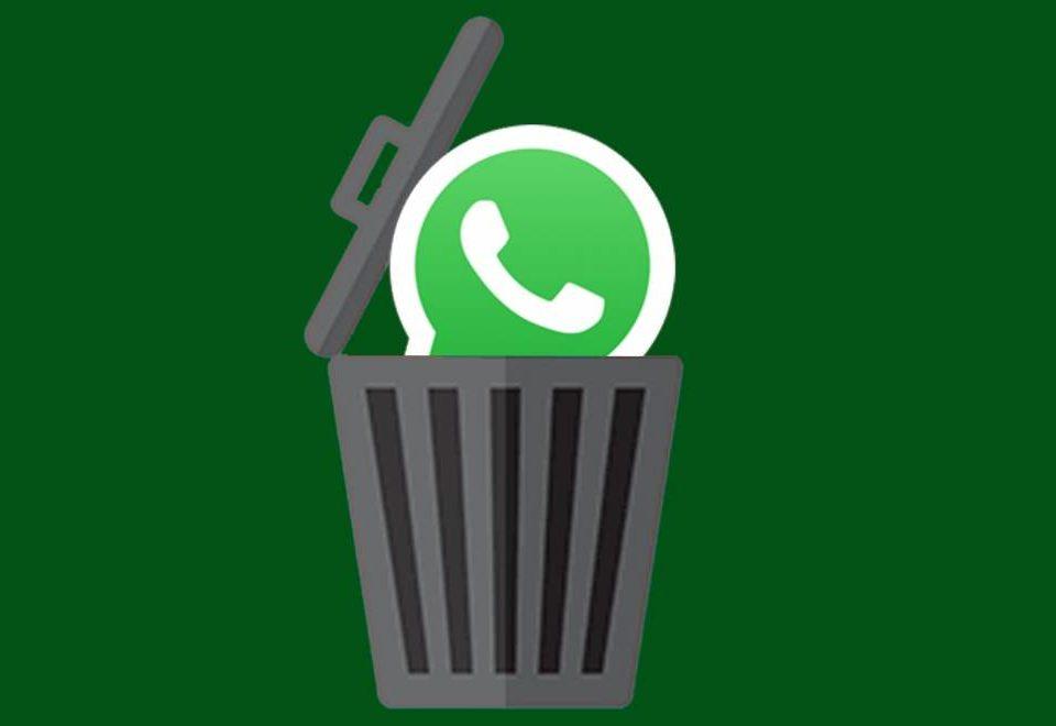 ترفندی برای حذف دوطرفه پیام های قدیمی واتس اپ