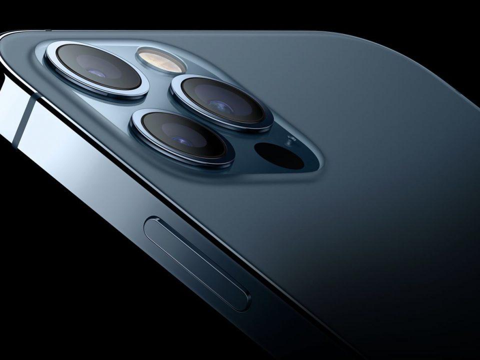 جهش دوربین های آیفون 12