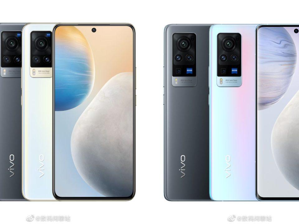 معرفی گوشی موبایل Vivo X60