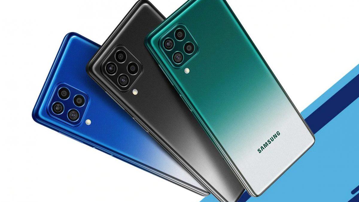 معرفی گوشی موبایل Samsung Galaxy M62