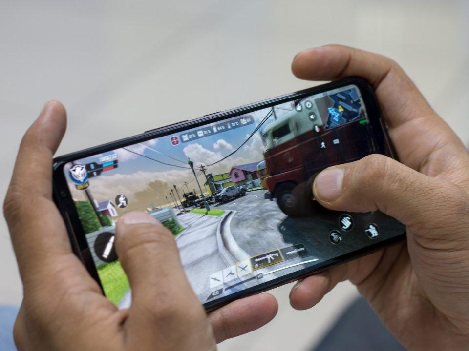نرخ تازه سازی تصویر در موبایل چیست؟