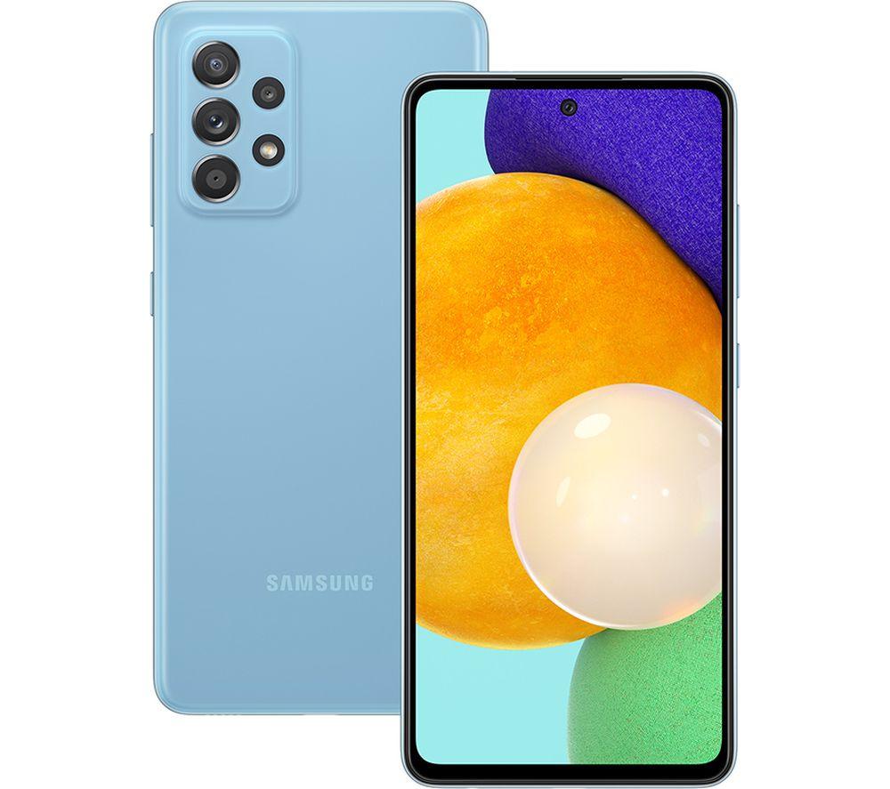 معرفی گوشی موبایل Samsung Galaxy A52