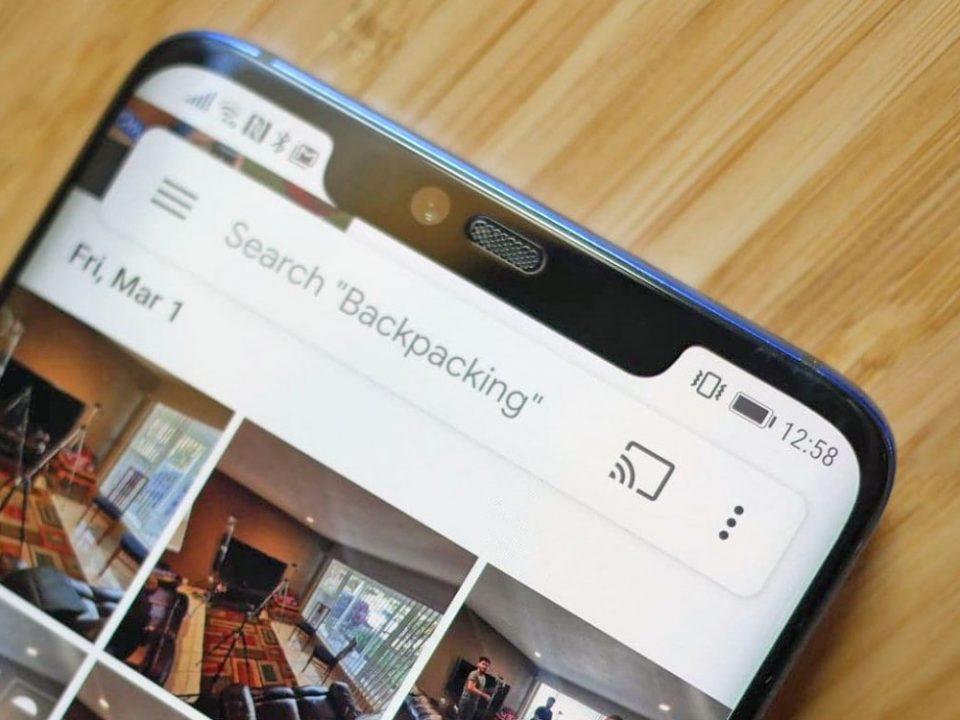 اندروید 12 از بارگذاری اسکرین شات ها در google image جلوگیری می کند
